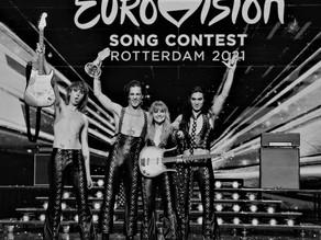 Eurovision : le groupe italien Måneskin l'emporte, la France décroche la deuxième place