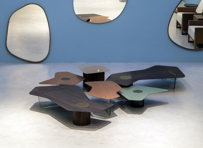 Mesas de centro Modernista