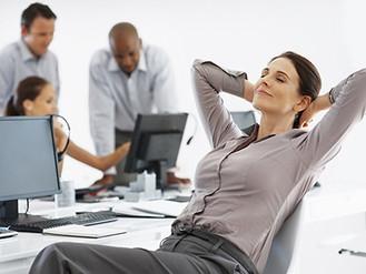 3 dicas para trabalhar mais relaxado.