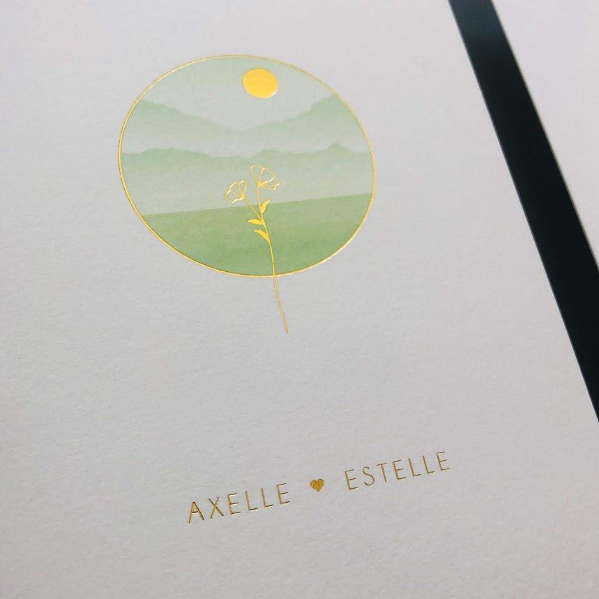 Axelle & Estelle