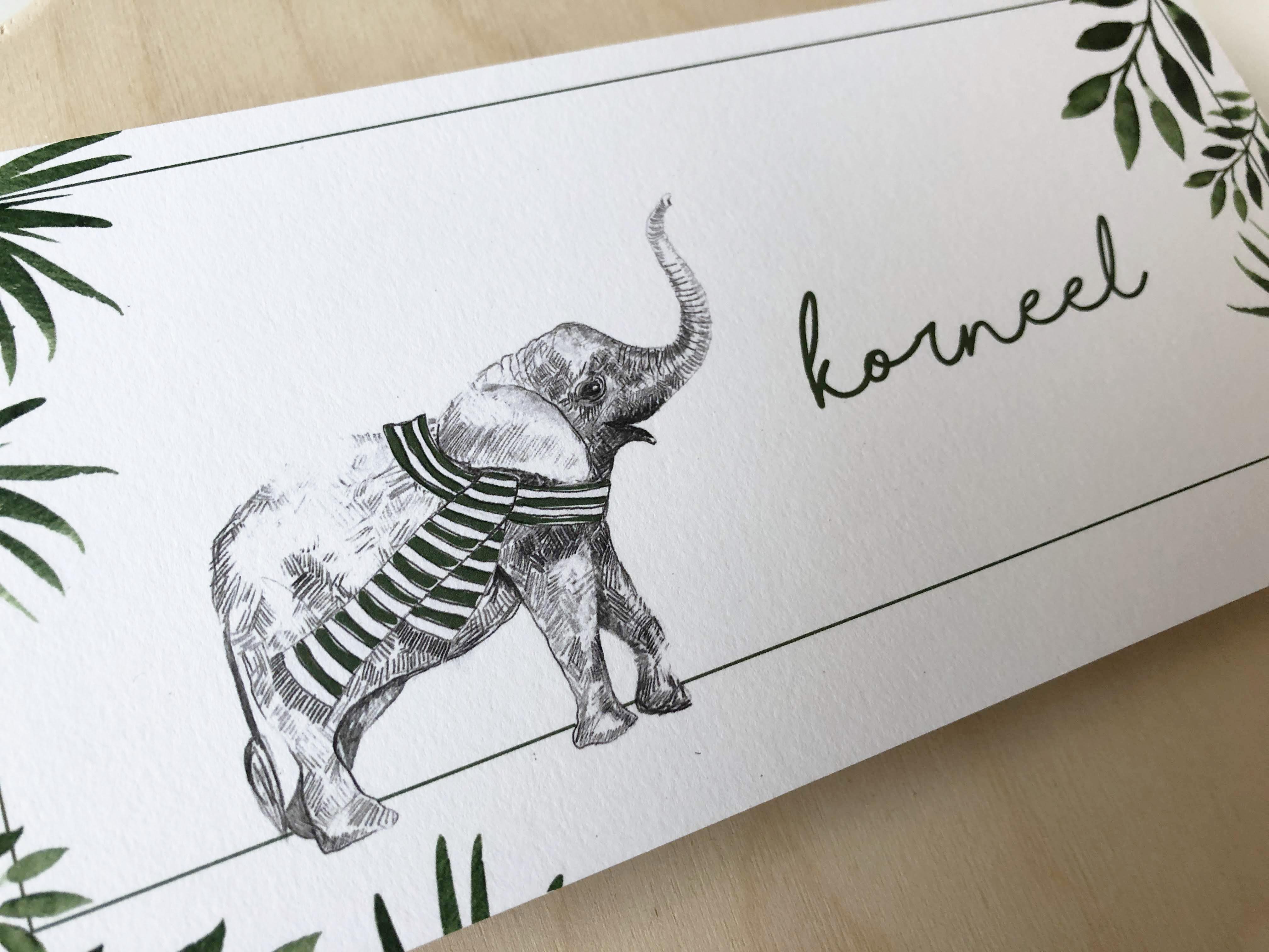 KORNEEL olifant