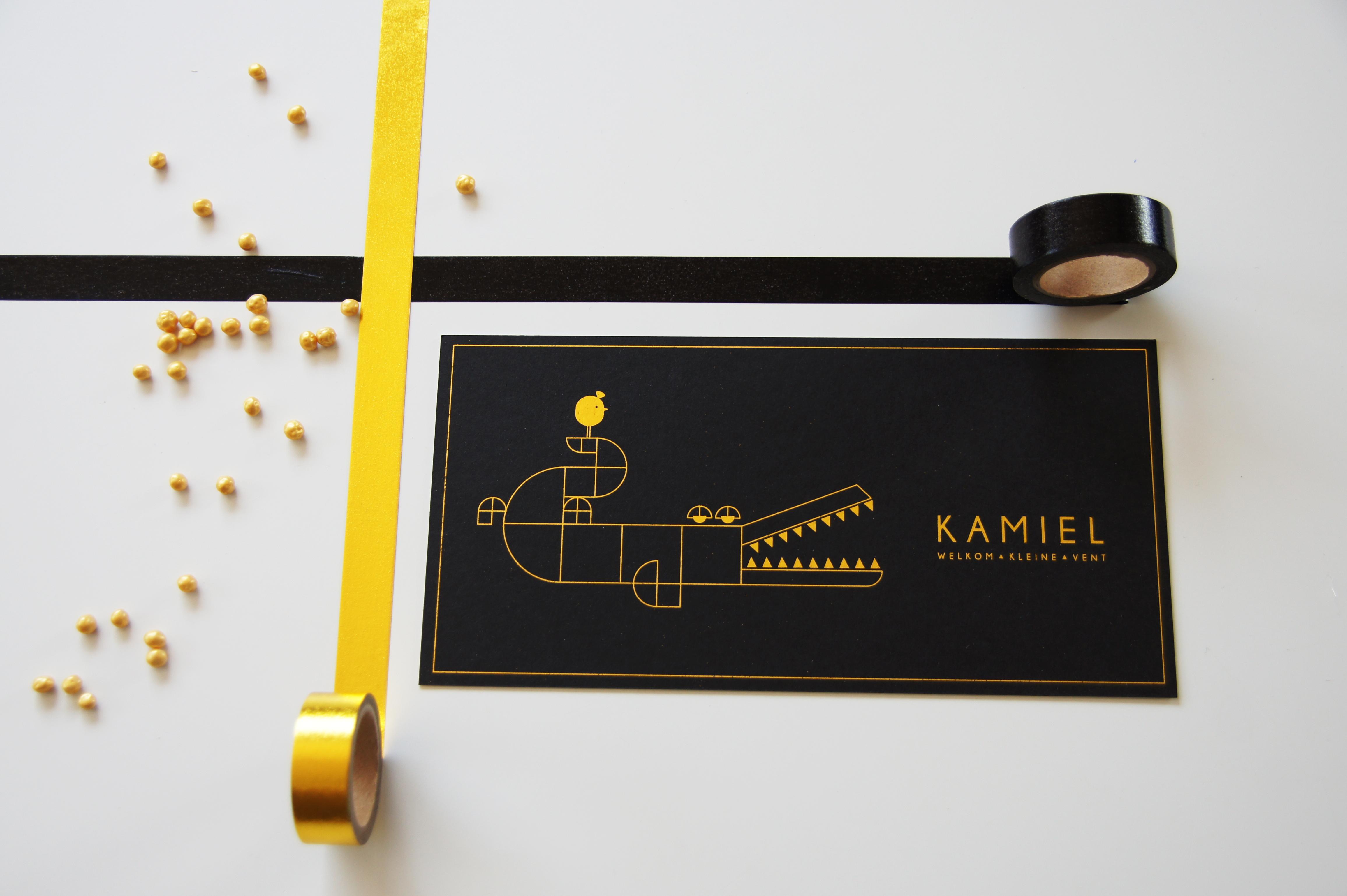NIEUW - KAMIEL