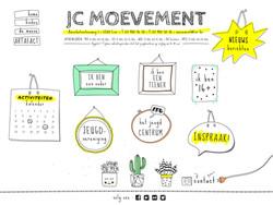 Website Moevement - Lier