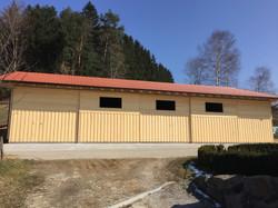 Maschinenhalle Saiga Hans