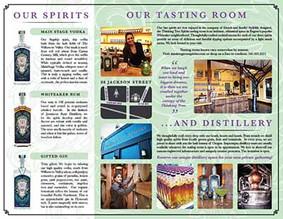 Distillery Brochure