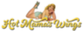 Hot Mama's Kitchen+Bar Logo