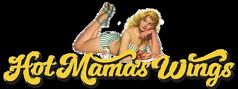 Hot Mama's Kitchen+Bar Logo