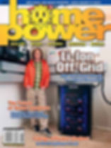Home Power #185 Cover Image