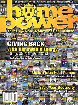 Home Power #188 Cover Image