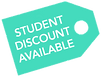 Student Discount Graphic
