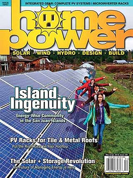 Home Power #184 Cover Image