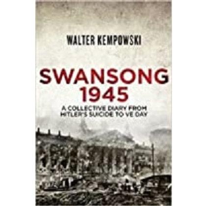 Swansong 1945  (Hardcover w/ jacket)