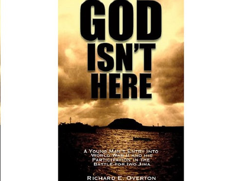 God Isn't Here (rare signed copy)