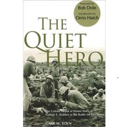 The Quiet Hero: (softcover)