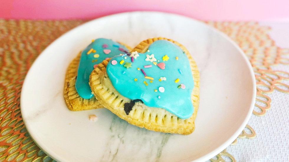 Blueberry Pophearts