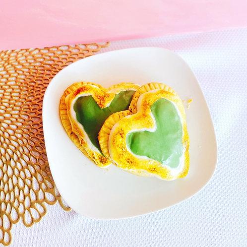 Key Lime Pophearts