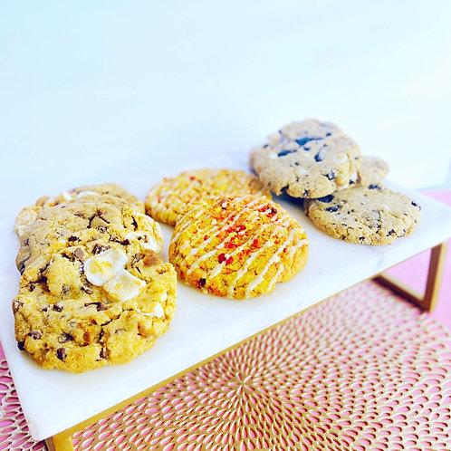 Summer Cookie Trio