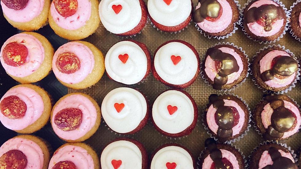 Special Occasion Mini Cupcakes
