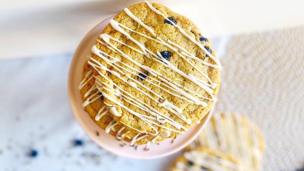 Blue Dream Cookies