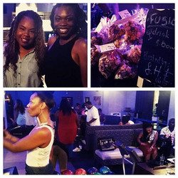 Shoutout to everyone that came to Spare last night! We appreciate you! #drewjones #raggaddict #thegr