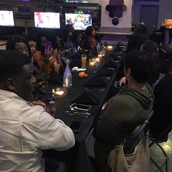 Shoutout to everyone that attended Black Singles Eat last night
