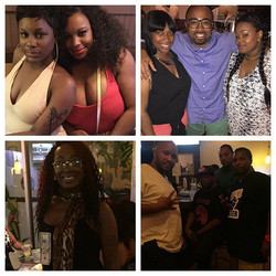 Instagram - Shoutout to everyone that came to kick it with us tonight at Margari