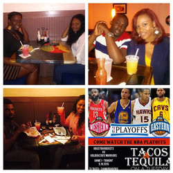 Facebook - Come watch the game TONIGHT! 🏀 Every Tuesday we at Margaritas on 6th