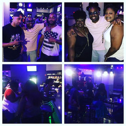 Instagram - Shoutout to the folks that came out to kick it at Spare yesterday fo