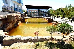 Larina Ninova Açık termal havuz