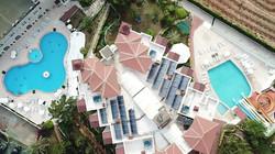 larina family resort havuzlar