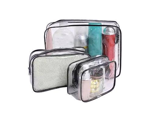 Transparente Universaltasche