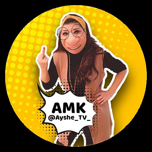 Ayse_TV_  Sticker