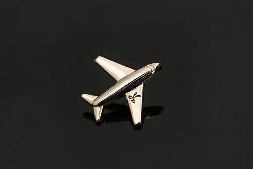 Uniform Flugzeug Pin