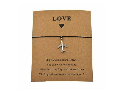 Love-plane Armband