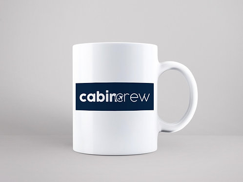 """Coffee Cup """"CabinCrew"""""""