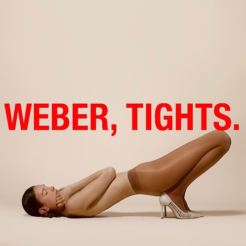 Weber, Tights. Airliner Kniestrümpfe vakuumverpackt