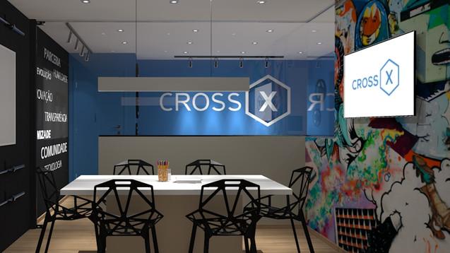 Cross x