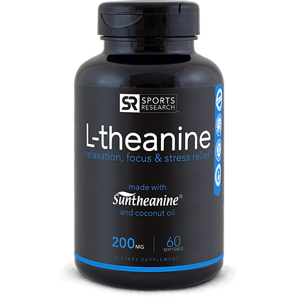 L-Theanine Suntheanine® (200mg)
