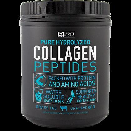 Peptides de collagène (16oz)