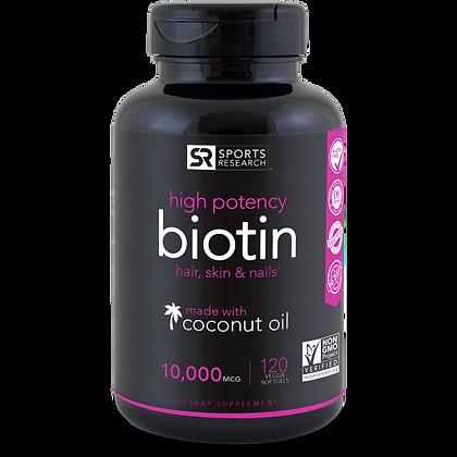 Biotine (10,000mcg)