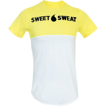 T-shirt bicolore Sweet Sweat