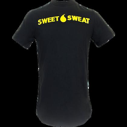 T-shirt Noir Sweet Sweat