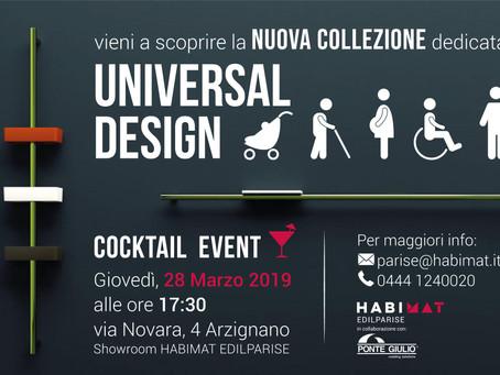 Scopri l'Universal Design con la collezione hug