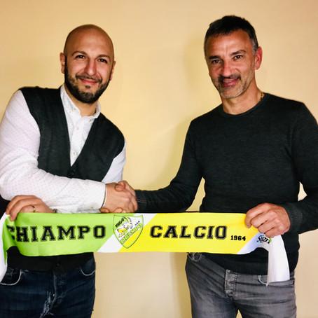 Giovanni Rappanello riconfermato responsabile del Settore Giovanile del Chiampo Calcio