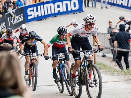 7. Platz im Short Track in Lenzerheide // 7th place at the Short Track in Lenzerheide