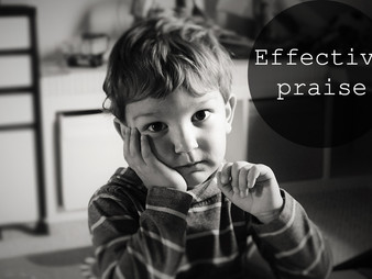 3 Steps to Effective Praise