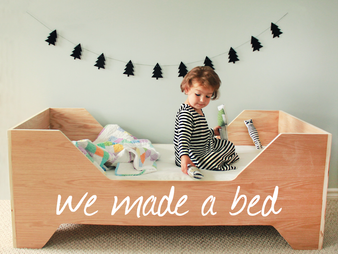 We Made a Bed