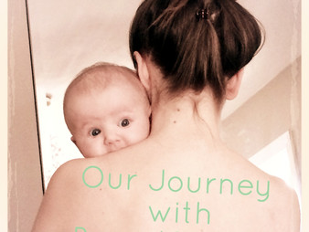 Our Journey with Breastfeeding