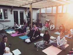Another successful evening of #kundalini