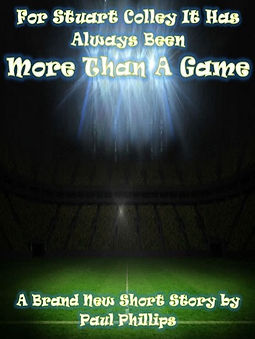 More Than A Game Cover - Paul Phillips